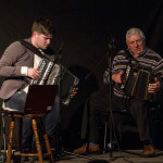 Doyle and O'Leary Packed Scart on Saturday Night