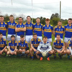 Cordal Seniors Add to their Club Run on Easter Sunday