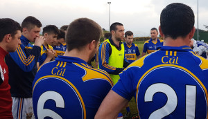 Words of praise from Kevin Walsh after Cordal's third league win in a row.