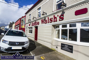 Knocknagoshel GAA Club Lotto Jackpot is worth €5,900 for the draw at Eddie Walsh's Bar tonight, Saturday, April 1st. from 10pm. ©Photograph: John Reidy