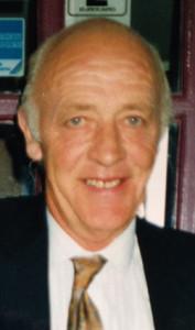 The late Matthew 'Mattie' Hewitt, Castleisland and Tralee.
