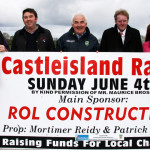 Details of 158th Castleisland Races Launched