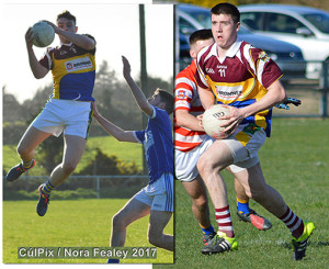 Cordal GAA Club PRO, Paddy Flynn conveys the congratulations of the club to Cordal/Scart minors, Seán O'Connell and Eddie Horan who have joined the Kerry minor squad. CúlPix/Nora Fealey 2017©