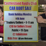 Bank Holiday Monday Return for Crageens Car Boot Sale