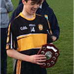 David Plays a Captain's Part in Currow U-14 League Win