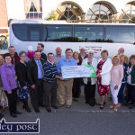 Margaret's Gang Makes €18,510 Donation to Cancer Support Group