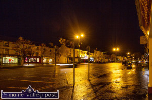 Would an uptake of the Kerry County Council plan for vacant properties make a difference to the quietness of towns like Castleisland ? ©Photograph: john Reidy