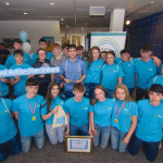 Community College Wins National Water Explorers Award