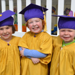 Graduation Day at Bright Beginnings Pre-school