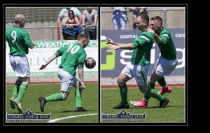 Denny Premier B Cup Final Castleisland B V Mastergeeha 18-6-2017