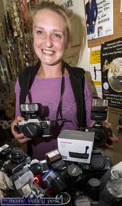 Sue Ryder Camera Donation 30/05/2017