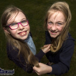 Fund and Hair-Raising Donations from Alannah and Darcie
