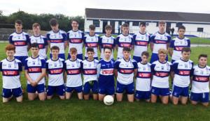 Castleisland Desmonds GAA Club U-16 Team 28-6-2017