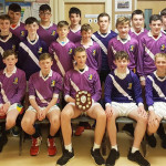 St. Patrick's Win First Year Football Championship