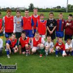It's KDYS/An Garda Síochána Soccer Blitz Time
