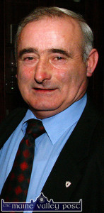 The late Jimmy Roche - a dedicated and lifelong Cordal GAA Club man.  ©Photograph: John Reidy