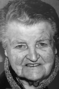 The late Mrs. Nellie Reidy,