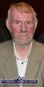 The late Denis Brosnan, Cahereens West, Castleisland and Scartaglin. ©Photograph: John Reidy