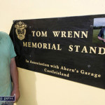 Cordal Stand Memorial to Honour the late Tom Wrenn