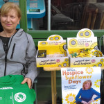 Today is Kerry Hospice Sunflower Day in Castleisland