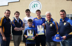 Cordal GAA Club members, from left: Richard O'Donoghue, Paddy Flynn, Sean O'Connell, Gerard Costello, Philip O'Connor, Maurice Costello and Mike O'Sullivan all set for the club's big fundraiser, The Lisa McHugh Dance which takes place on Friday, July 28th in Castleisland Community Centre.