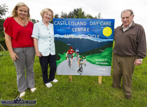Castleisland Day Care Centre Cycle Sign Launch 7-7-2017