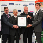 Award Recognition for Firies based Kerry Food Hub