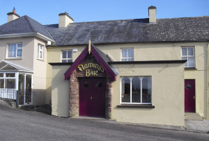 To Let: Fleming's Bar Scartaglen to let from next month.