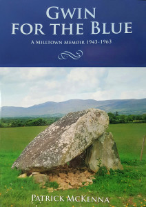 Gwin for the Blue - by Pat McKenna will be launched by Owen O'Shea on this Friday night at the Muintir Na Tíre Hall.