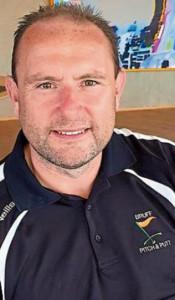 Liam O'Donovan, Bruff Pitch & Putt Club member and world champion.