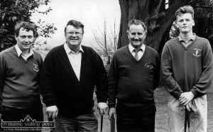 Danny Broderick, Denis Brosnan Pitch and Putt 12-5-1991