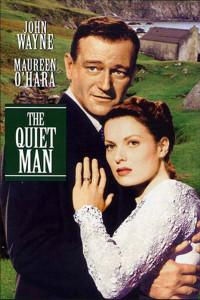 The Quiet Man - at the Glórach on Wednesday night.