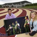 The Kilkennys on Track for An Ríocht AC Fundraising Gig