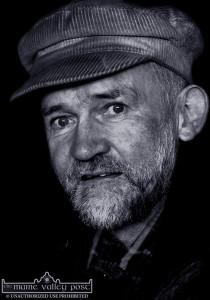 The late Anthony Cronin. (1946 - 2017) ©Photograph: John Reidy 24/2/2003