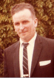 The late Danny Hannon whose song My Native Brosna Town has really stood the test of time.