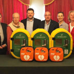 Abbeyfeale Community Defibrillator Hand-Over