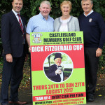 Dick Fitzgerald Memorial Golf Cup August 24th to 27th