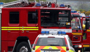 The Castleisland to Headley's Bridge road remains closed off from the accident scene at Mein this evening.