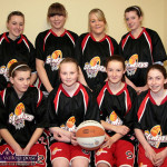 Basketball Trials for St. Mary's U-16 Girls Team