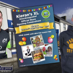 Rugby Star JJ to Open Kieran's XL Store in The Mall