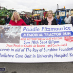 Tractors and Vintage Vehicles Wanted for Sixth Paudie Fitzmaurice Run