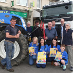 Currow to Stage Eamon Carey Memorial Tractor/Truck Run