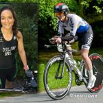 Suzanne on Irish Team in World Triathlon Championships