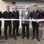 Martin Ferris TD Opens Veon's New Castleisland Office