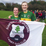 Scart Women on All-Britain GAA Championship Winning Team