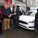 Tim Horgan is Tralee Credit Union's Latest Car Winner