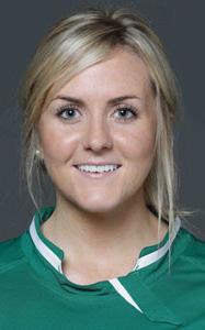 Christine Arthurs from Ballymacelligott. Tralee RFC, Munster and Ireland. ©INPHO/Morgan Treacy
