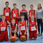 Big win for St. Mary's U-14 Boys in Division 3
