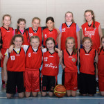 St. Mary's U-12 Girls Defeat Visiting Caherciveen