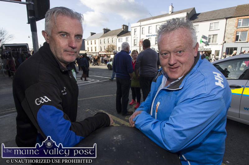 Castleisland Horse Fair Day 1-11-2017